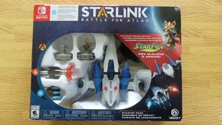 Starter Pack Starlink Battle For Atlas Star Fox Switch Nuevo