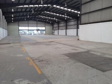 Id 25949 Bodega En Parque Industrial Con Espuela De Ffcc