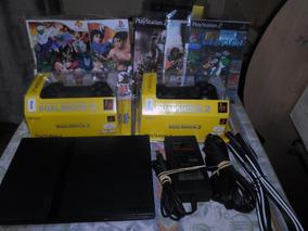 Playstation 2 Slim (todo Retro Juegos)