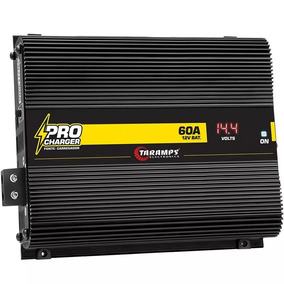 Fonte Automotiva Taramps Charger 60a Até 4500w Rms