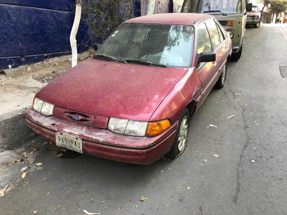 Ford Escort 1.6 Lx Tipico Aa At 1996