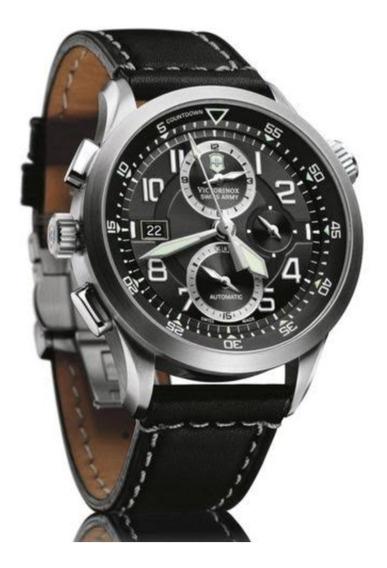 Incrível Relógio Victorinox Airboss Mach 8 Valjoux 7750 Top