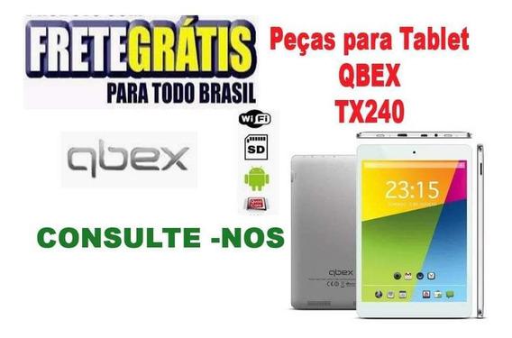 Peças Para Tablet Qbex Tx240