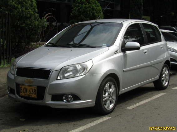 Chevrolet Aveo Emotion Gt 1600 Cc 5p
