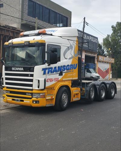 Scania 144g 530 Hp.