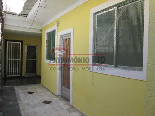 Ótimo Apartamento Tipo Casa Térreo 1quarto - Paap10320
