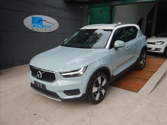 Volvo Xc40 Xc40 T5 Momentum Awd Azul 2019 C/ 6 Mil Kms
