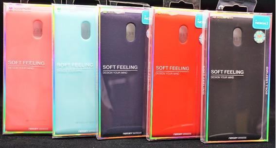 Funda Protector Nokia 3 Goospery Sf Jelly Case