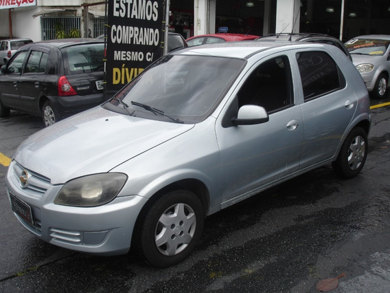 Gm-chevrolet Celta Spirit 1.0 Flex 2009 Novinho