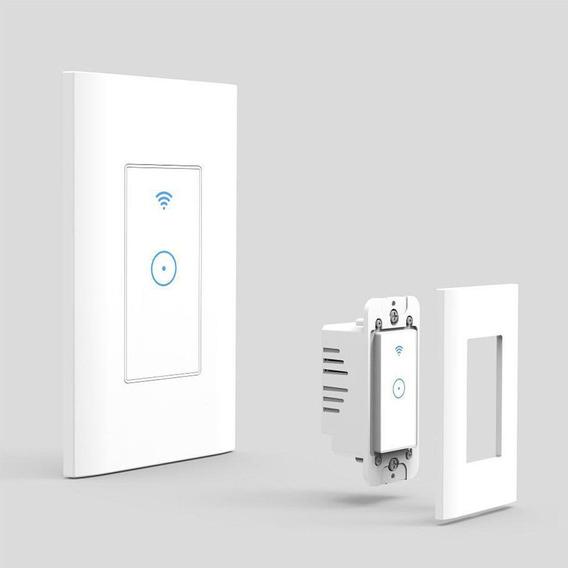 Wi-fi Interruptor Inteligente Eua Regras Branco