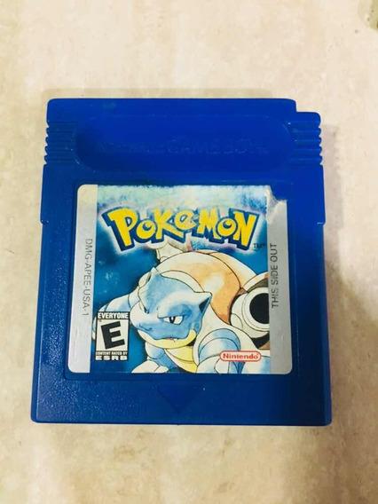 Pokemon Versión Azul