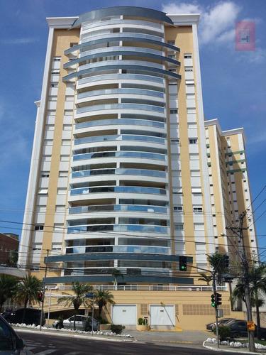 Apartamento À Venda Em Jundiaí/sp - Teffe-ap00179