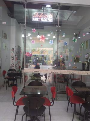 Vendo Cafeteria Ubicada En Centro Comercial