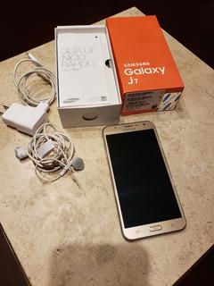Samsung Galaxy J7 16 Gb Excelente Estado, Telcel