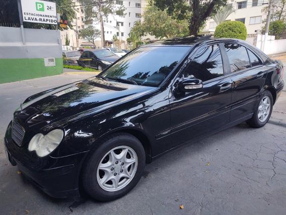 Mercedes C180 Kompressor 2004 Financio E Aceito Cartão