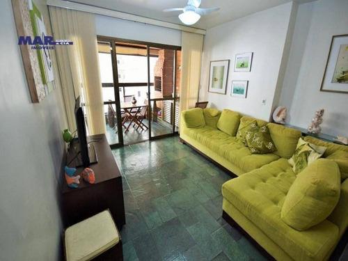 Imagem 1 de 15 de Apartamento Residencial À Venda, Vila Alzira, Guarujá - . - Ap8673