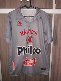 Camisa Do Náutico Goleiro 2013 (raizes / Penalty) Tamanho M