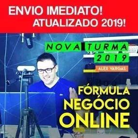 Alex Vargas - Expert Dominante + Formula Negocio Online