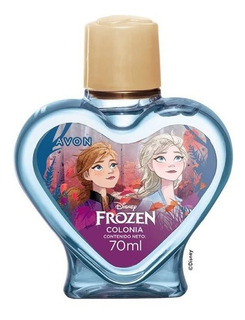 Avon Frozen Disney Set X 3 Colonia Shampoo 2 En 1 Brillo