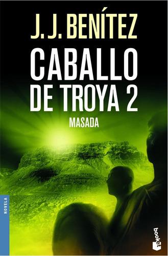 Imagen 1 de 3 de Caballo De Troya 2. Masada De J. J. Benítez - Booket
