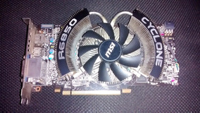 Placa De Video R6850 Cyclone 1gb 256 Bits Com Defeito