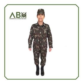 Farda Camuflada Do Exército De Alta Solidez (ripstop) - Femi