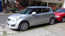 Suzuki Swift Full 1.4cc 2013, Plata.