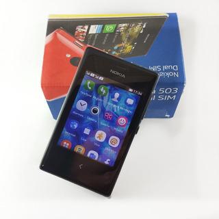 Celular Nokia Asha 503 Não Roda Zap Vitrine