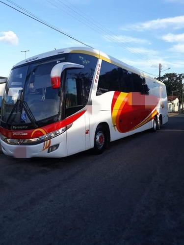 Onibus Marcopolo Paradiso G7 O 500 Trucado Ref 022