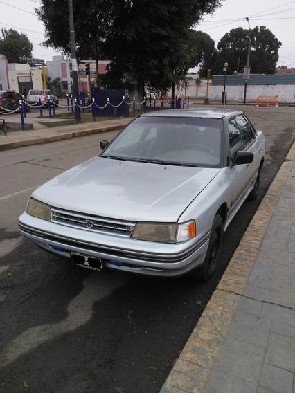 Subaru Legacy Año 1990 Dual Glp