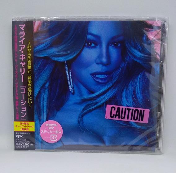 Mariah Carey - Caution Japan Edition