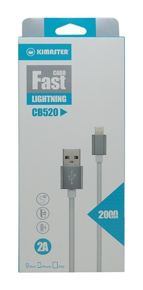 Cabo iPhone iPad iPod Fast Lightning [pronto Envio]
