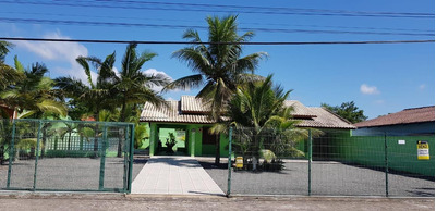 Casa Em Itapema Do Norte Gleba, Itapoá/sc De 160m² 3 Quartos À Venda Por R$ 750.000,00 - Ca176496