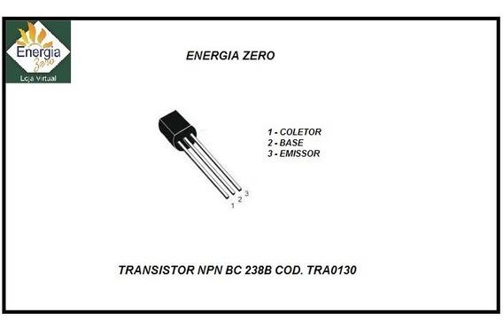 Transistor Npn 238b Pac 6 Pçs. Cod.tra0130
