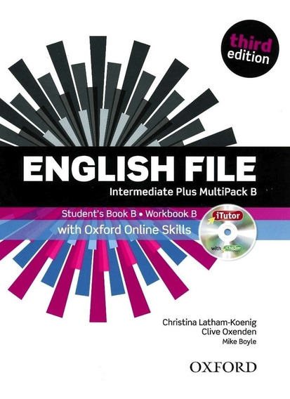 English File Intermediate Plus Multipack B - 3rd Ed - Oxford