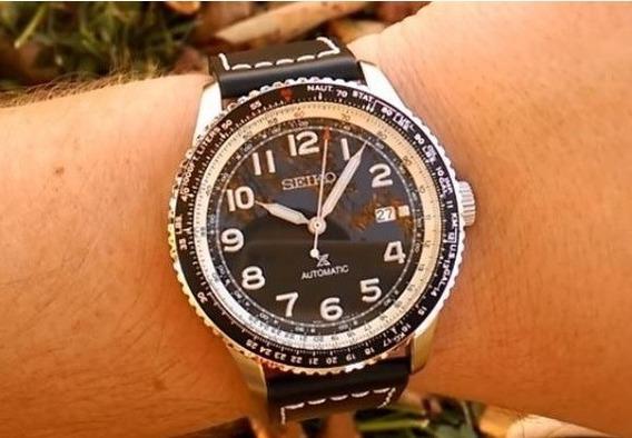 Relógio Seiko Prospex Automatic Japan Made Srpb61j