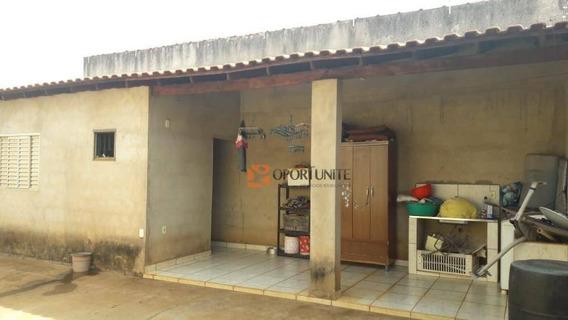 Casa Com 2 Dormitórios - Gomes Romeo - Ribeirão Preto - Ca0999