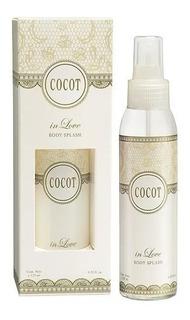 Perfume Body Splash Cocot In Love 125 Ml