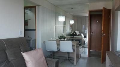 Apartamento (tipo - Padrao) 2 Dormitórios, Cozinha Planejada, Em Condomínio Fechado - 54846al