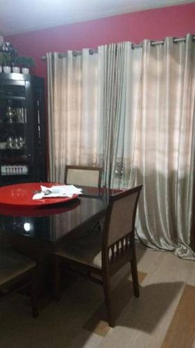 Casa À Venda, 211 M² Por R$ 315.000,00 - Parque São Geraldo - Bauru/sp - Ca3450