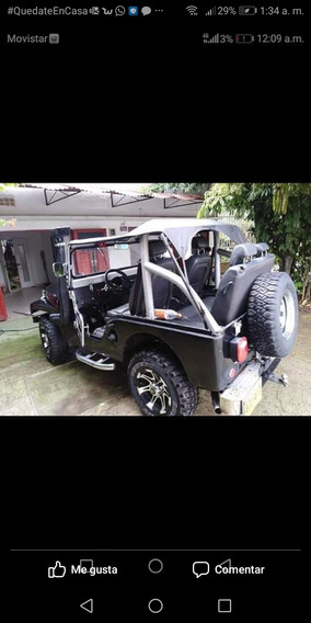 Jeep Willys 1963 1963 Willys Orejadeperro