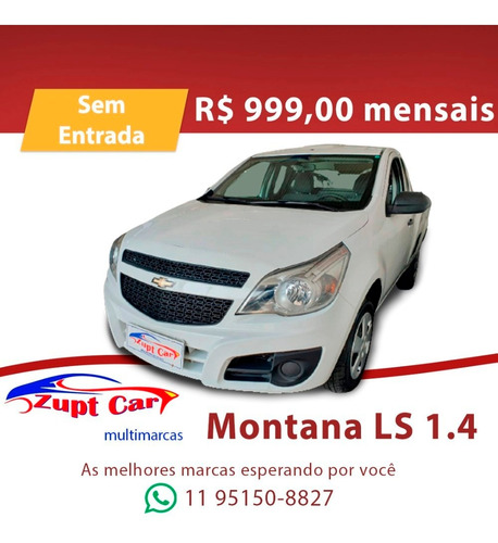 Chevrolet Montana Ls 1.4