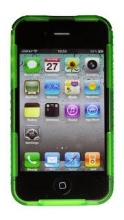 Nite Ize Cntip417tc Caja De Conexion Para El iPhone 44s 1 Pa