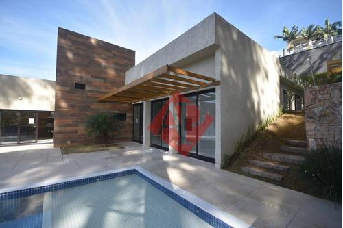 Imagem 1 de 25 de Casa À Venda, 494 M² Por R$ 3.680.000,00 - Alphaville 10 - Santana De Parnaíba/sp - Ca1432