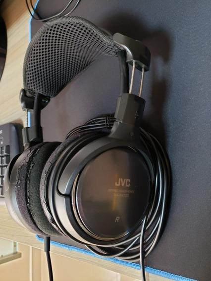Fone Jvc Ha-rx700 (grande - Precision Sound)