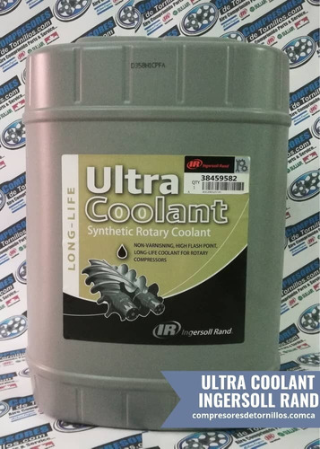 Aceite Ultra Coolant Ingersoll Rand Para Compresores
