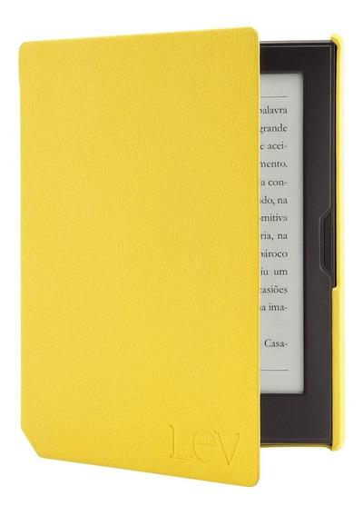 Capa Protetora Lev Fit / Neo - Amarela