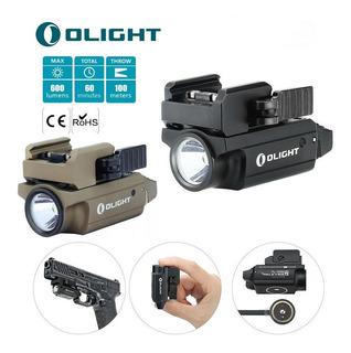 Queima! Lanterna Olight Valkyrie Pl Mini 2 600 Glock Taurus
