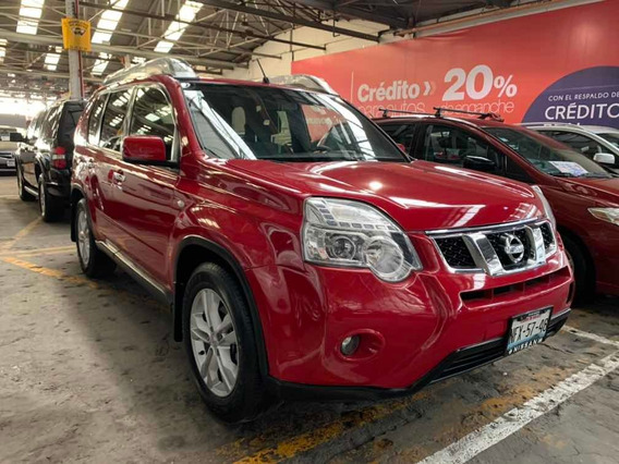Nissan Xtrail Slx Aut Ac Qc 2012