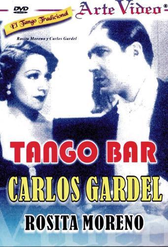 Carlos Gardel-lote 7 Dvd-tango Bar-cuesta Abajo-el Dia Que..